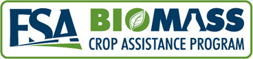 Biomass Crop Assistance Logo