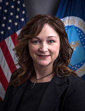 Photo of Deputy Administrator for Field Operations, Peggy Browne