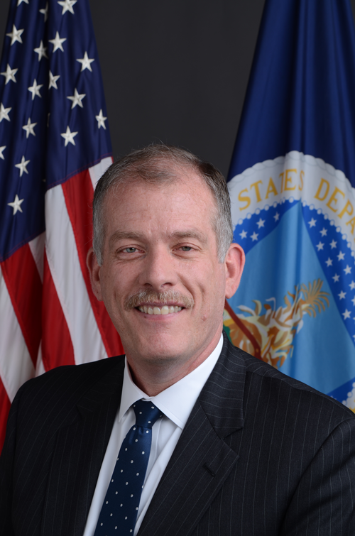 Todd Atkinson, Acting Director of External Affairs