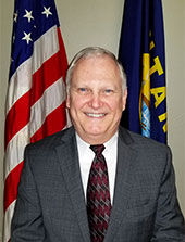 Photo of Montana State Executive Directer, Mike Foster