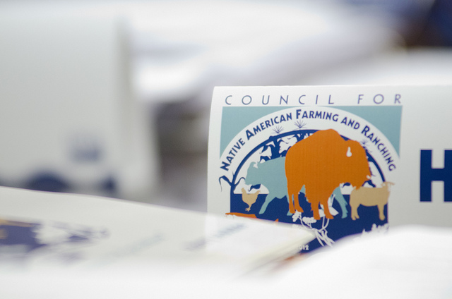 Council for Native American Farming and Ranching