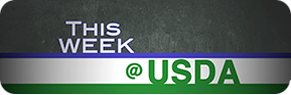 This Week @ USDA badge