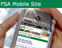 Access Daily LDP Rates, County PCP Data and latest FSA News via your Mobile device using our new Mobile Site.