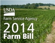 2014 Farm Bill Information